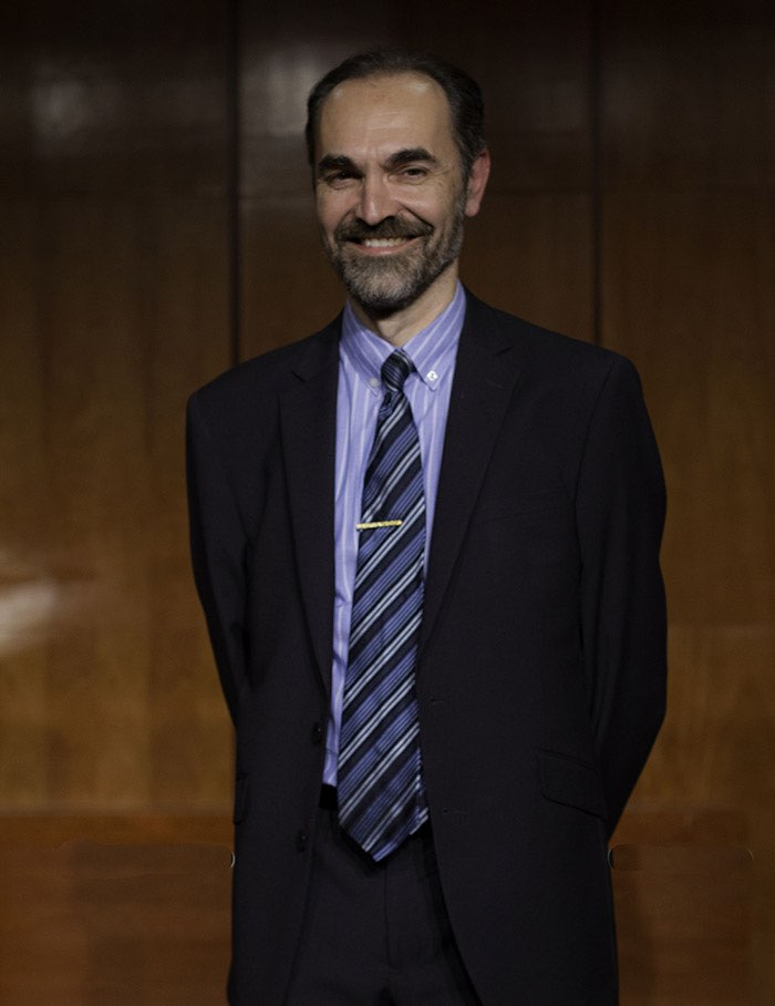Joan Carles Trallero - President-