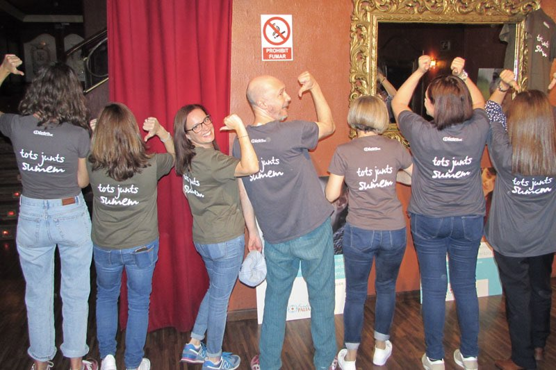 Foto Voluntariat de Gestio i Suport Fundacion Paliaclinic