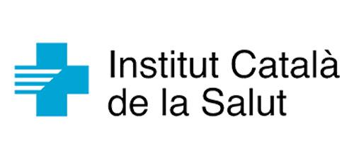 Logo Institu Catala de la Salut Hospitals que Treballem